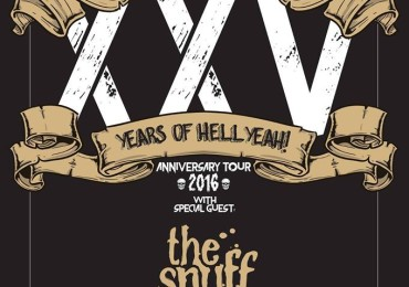 13 CORRUPTION – XXV Years of Hellyeah! + The Snuff (CZ)