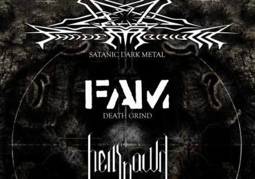 Pandemonium Nihilist Tour 2017