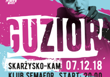 Guzior w Skarżysku-Kamiennej / Evil_Things Tour /